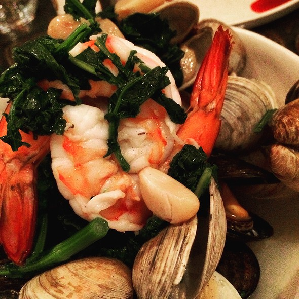 Clams, Mussels, And Shrimp - Lotus Farm to Table, Media, PA