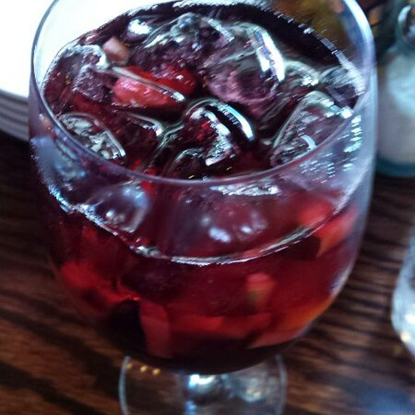 Red Sangria - Santiago's Bodega, Key West, FL
