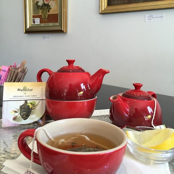 Hot Tea - Cafe Vienna, Princeton, NJ