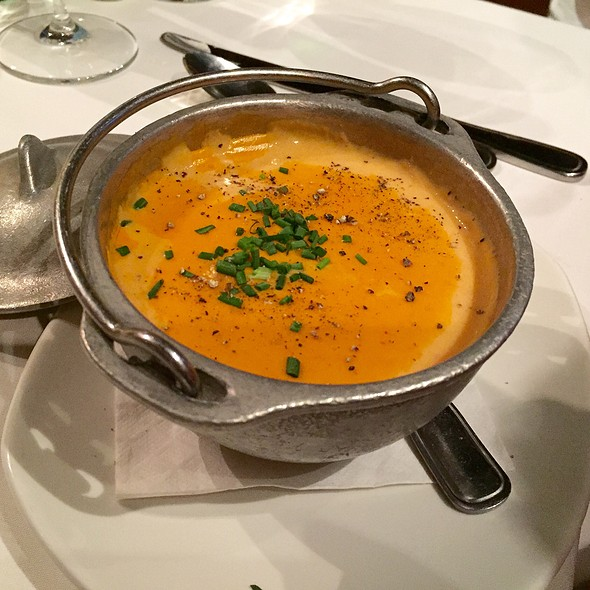 Lobster Bisque - Chart House Restaurant - Mammoth Lakes, Mammoth Lakes, CA