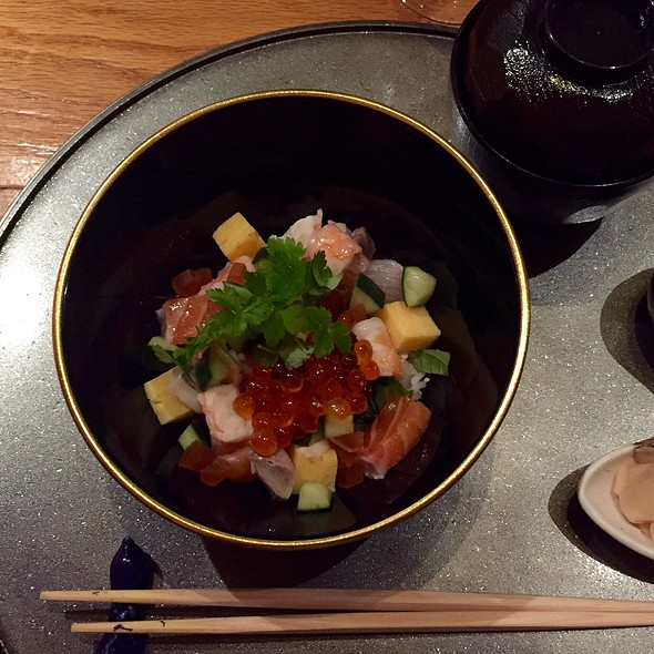 Chirashi - brushstroke, New York, NY