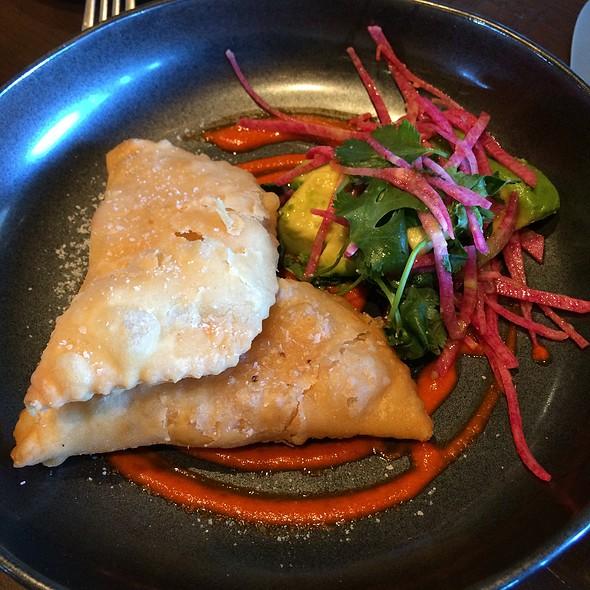 Pimento Cheese Empanada - Geraldine's, Austin, TX