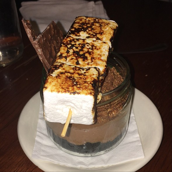 Smores In A Jar - The Smith- Lincoln Square, New York, NY