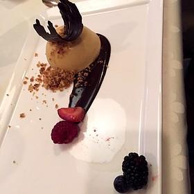 Chocolate Mousse - Corbett's Fine Dining, Louisville, KY