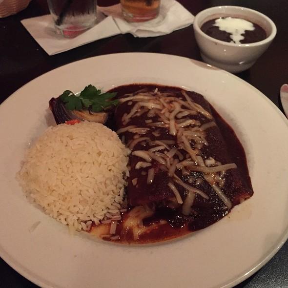 Enchiladas Rojas Adobadas - Manuel's Great Hills, Austin, TX
