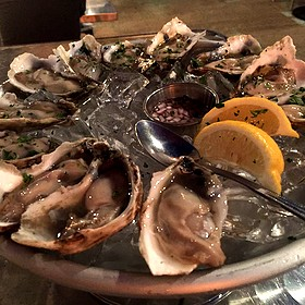 Oysters - Acme Food & Beverage Co., Carrboro, NC