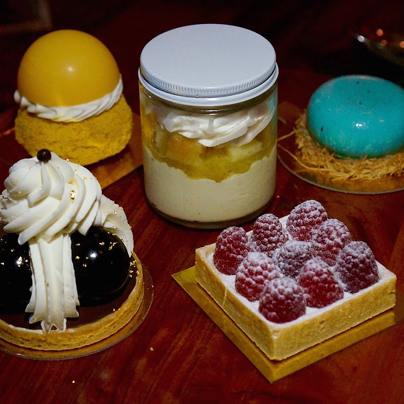 Easter Desserts - THE Blvd - Beverly Wilshire Hotel, Beverly Hills, CA