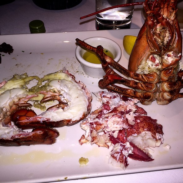 Maine Lobster Tail - Chart House Restaurant - Boston, Boston, MA
