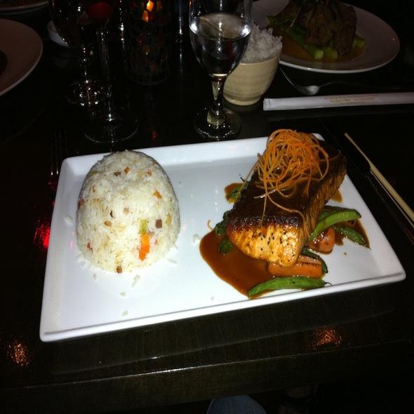 Broiled Misu Salmon - Hotoke, New Brunswick, NJ