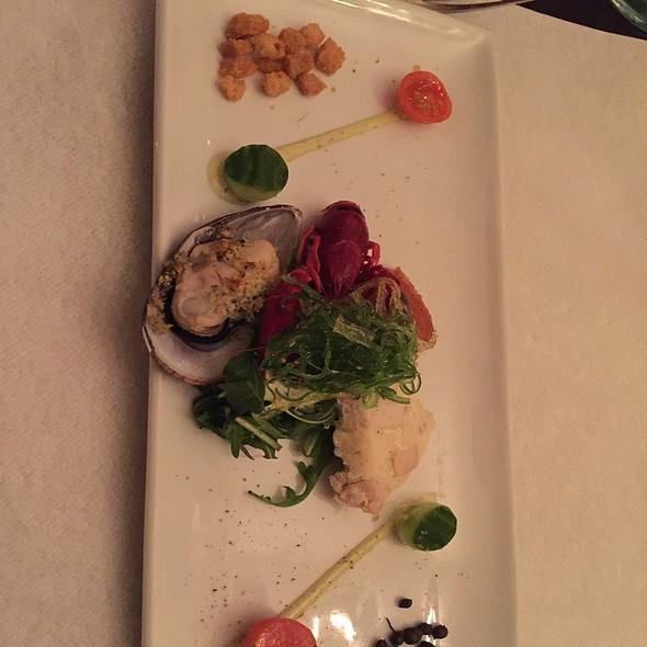 Seafood 6 Ways - 1789 Restaurant, Washington, DC
