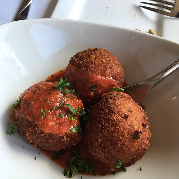 Arancini - Nico, Boston, MA