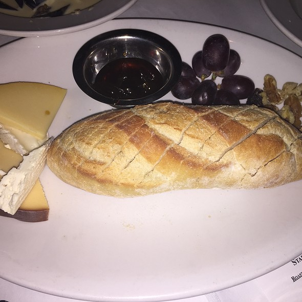 Cheese Plate - Aquitaine - Chicago, Chicago, IL