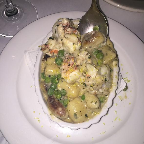 Lobster Gnocchi - Aquitaine - Chicago, Chicago, IL