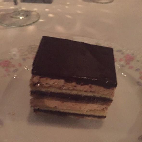 Opera Cake - Aquitaine - Chicago, Chicago, IL