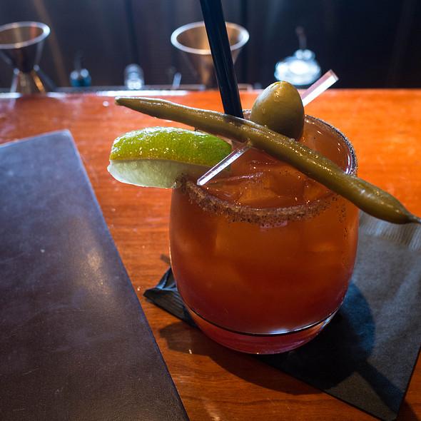 Bloody Caesar - Araxi Restaurant & Oyster Bar, Whistler, BC