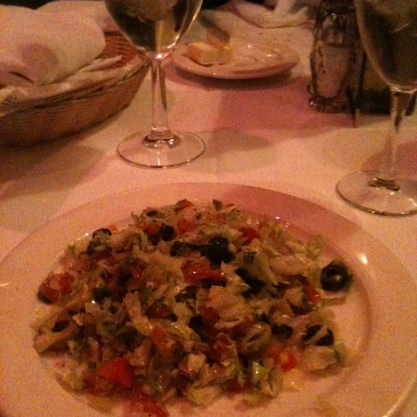 Emily Salad  - Nero's Grille, Livingston, NJ