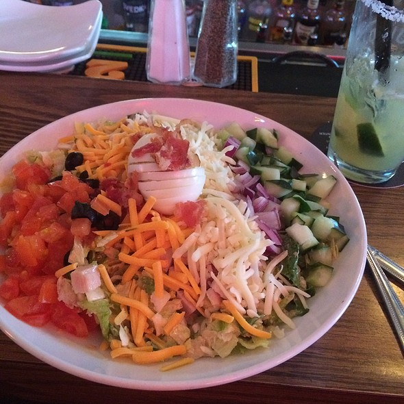 Chopped Chopped Salad - Bennett's Chop & Railhouse, Saint Paul, MN