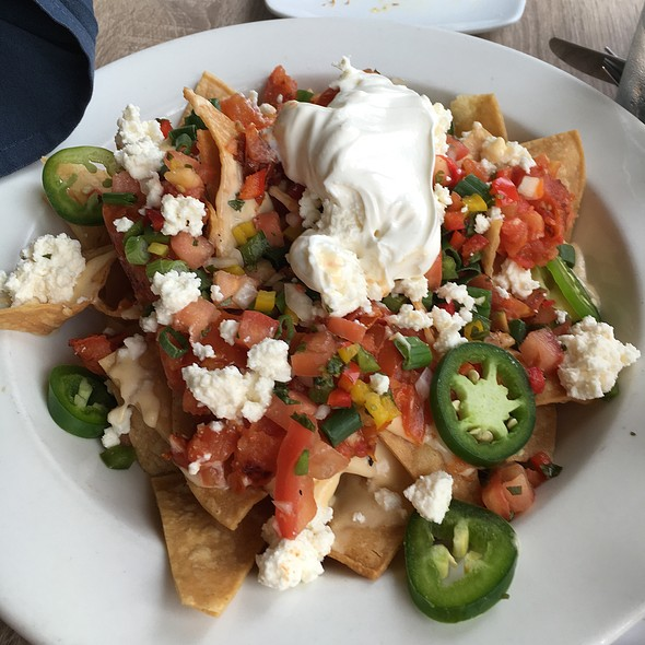 Nachos - Mad Batter Restaurant, Cape May, NJ