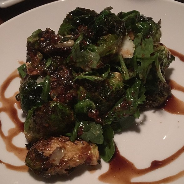 Crispy Fried Brussel Sprouts - Revolution Grille, Toledo, OH