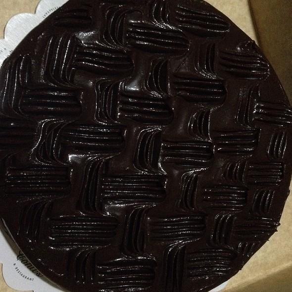 Chocolate Overload Cake Conti S