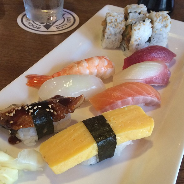 Assorted Sushi - Shokudo - Honolulu, Honolulu, HI