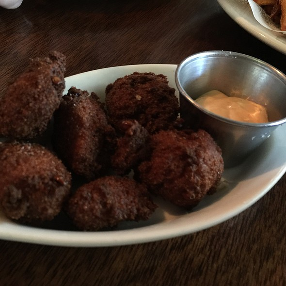 Hush Puppies - 3rd & Ferry Fish Market, Easton, PA