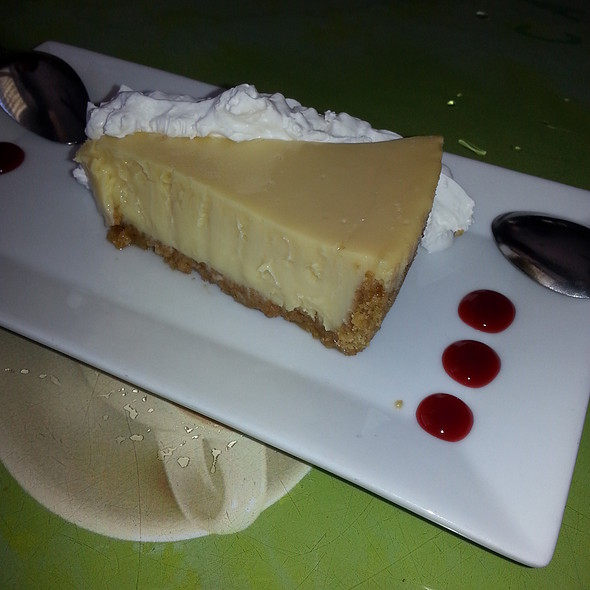 Key Lime Pie - Banana Cafe, Key West, FL