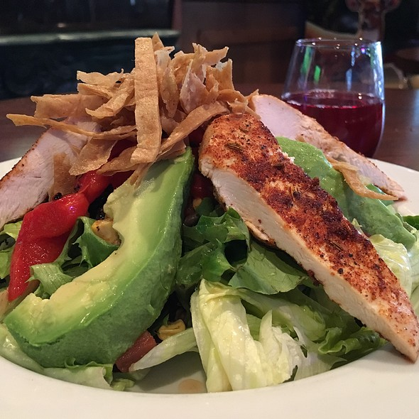 Southwest Chicken Salad - Pete Miller's Steak & Seafood in Naperville, Naperville, IL
