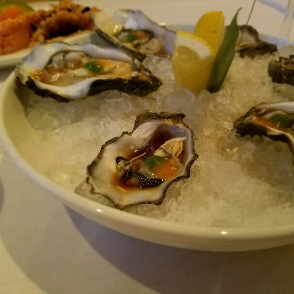 West Coast Oysters - Sushi Sasa - Valued Program & Event Space, Denver, CO