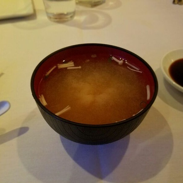 Miso Soup - Sushi Sasa - Valued Program & Event Space, Denver, CO