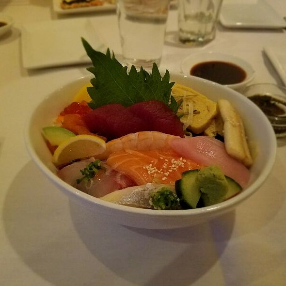 Chirashi - Sushi Sasa - Valued Program & Event Space, Denver, CO