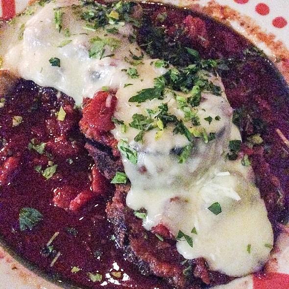 Eggplant Riojana - Columbia Restaurant - Celebration, Celebration, FL