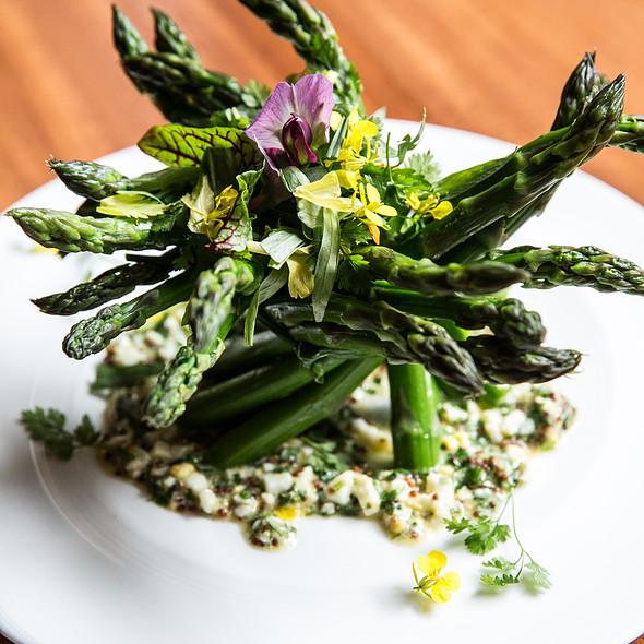 Asparagus - Scala's Bistro, San Francisco, CA