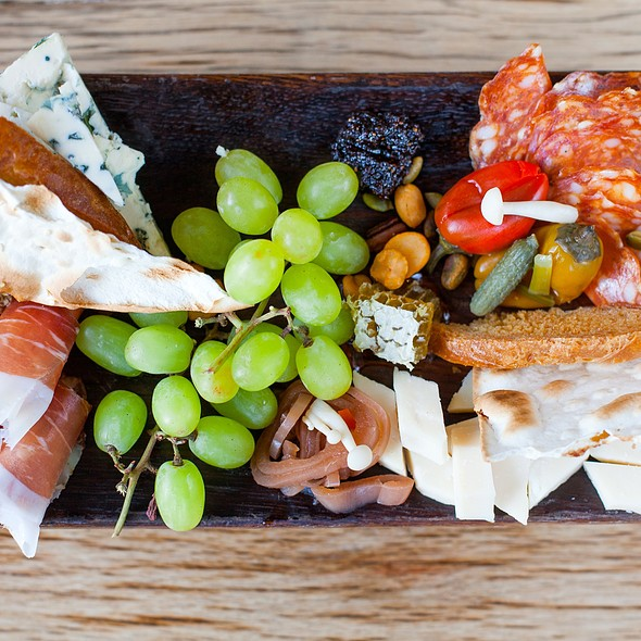 Charcuterie And Cheese Board - Jsix Restaurant, San Diego, CA