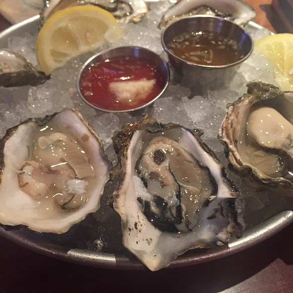 Oysters - Enterprise Fish Co. - Santa Monica, Santa Monica, CA