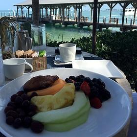 Fruit Plate - Latitudes, Key West, FL
