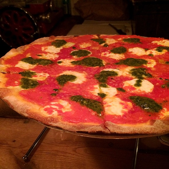Tie Dye Pizza - Rubirosa, New York, NY