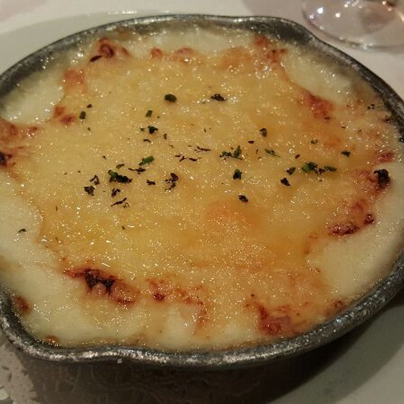 Cauliflower Gratin - Brasserie Max & Julie, Houston, TX