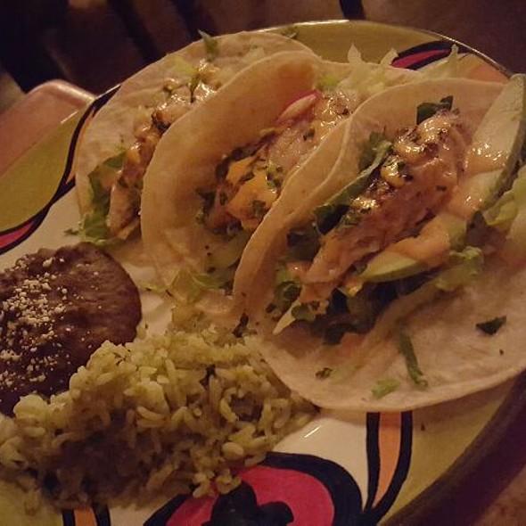 fish tacos - Matador, Wayne, PA
