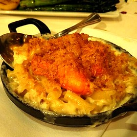 Lobster Mac And Cheese - The Capital Grille - Houston, Houston, TX