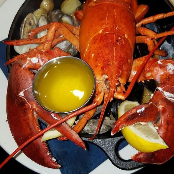 Lobster Bake - Providence Oyster Bar, Providence, RI
