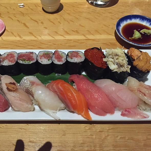 Omakase Sushi - Sushi Taro, Washington, DC