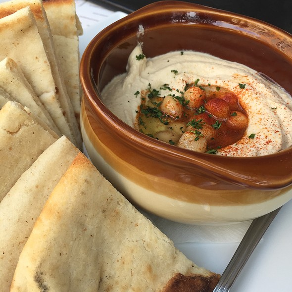 Hummus - Baboush, Dallas, TX