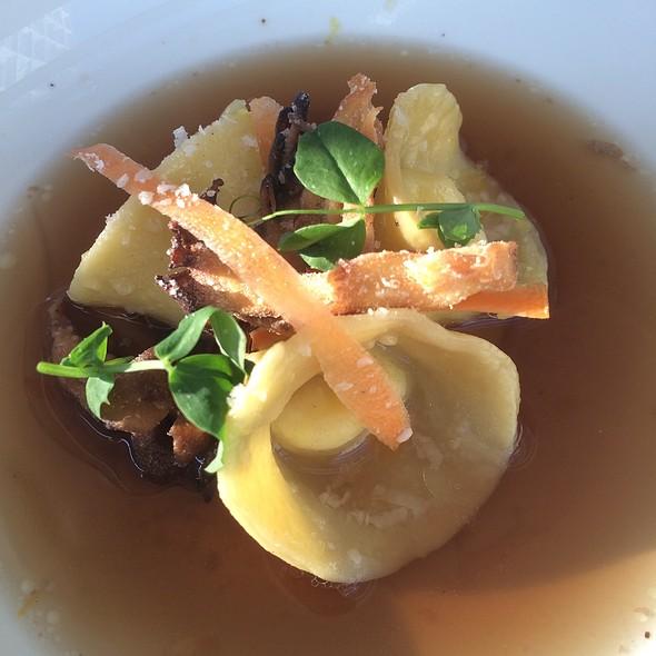 Ricotta Tortellini - L'Etoile Restaurant, Madison, WI