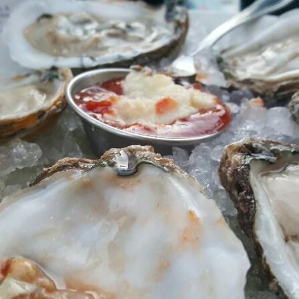 Oysters on Half Shell - Brigantine Del Mar, Del Mar, CA