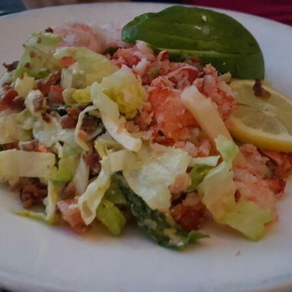 Crab And Lobster Cobb Salad - Brigantine Del Mar, Del Mar, CA