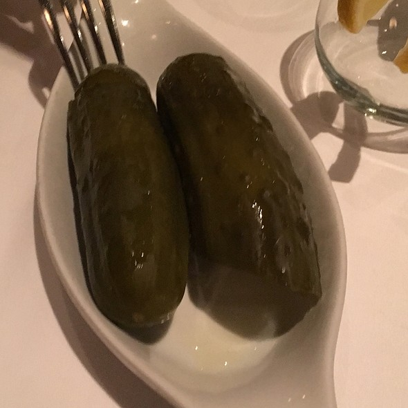 Pickles - Rib n Reef Steakhouse, Montréal, QC