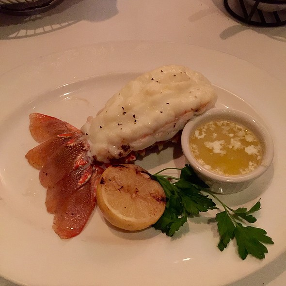 10 Oz Lobster Tail - The Capital Grille - Dallas - Uptown, Dallas, TX