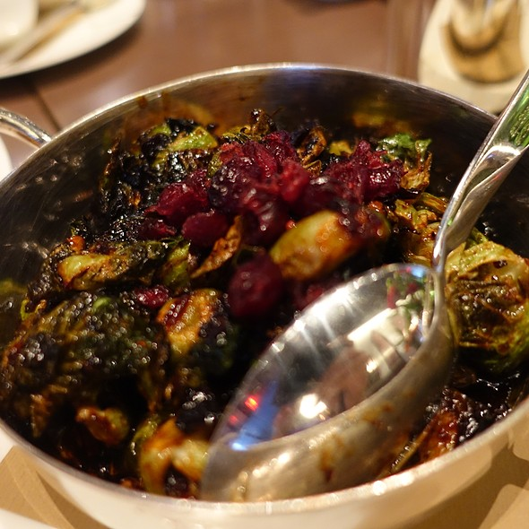 Fried Brussels Sprouts - The Back Room at One57, New York, NY