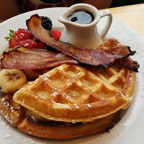 Elvis Waffle - Feast - Tucson, Tucson, AZ